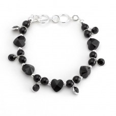 209  Onyx, argent sterling